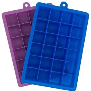 Other - Silicone Ice Cube Trays